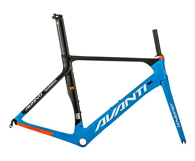 Corsa DR Team Frameset | Avanti Bikes