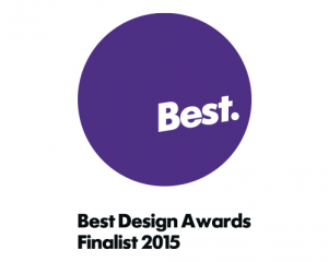 Best Design Awards Finalist 2015