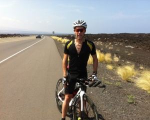 Cameron Brown Kona Training